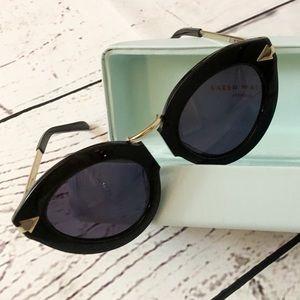 Karen Walker Lunar Flowerpatch Sunglasses